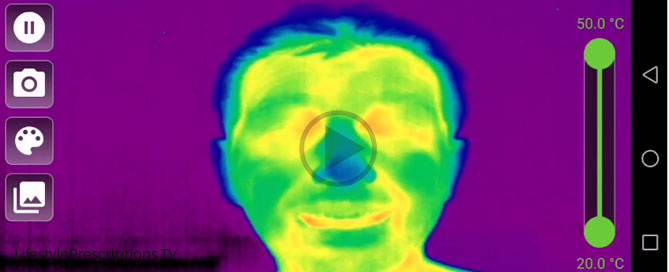 ThermoBuzzer Mobile Thermography #1: A First Look