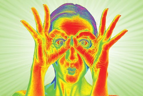ThermoBuzzer Thermography Imaging for Health Professionals and Health Coaches